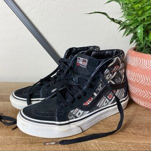 VANS Sk8 Nintendo Game Over High Top Sneaker